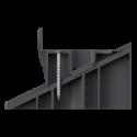 Buzon PB-00 balkdrager 15mm hoog