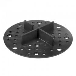 2mm vaste tegeldrager - rubber