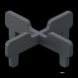 Tegelkruis STANDARD 3mm